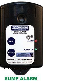 Sump Pump Alarm - Greenserve
